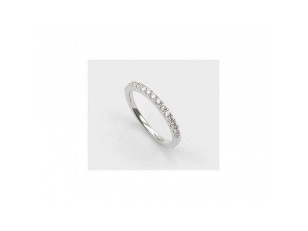 Diamond Wedding Band by DiaDori