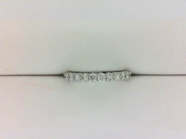 Diamond Wedding Band by Martin Flyer