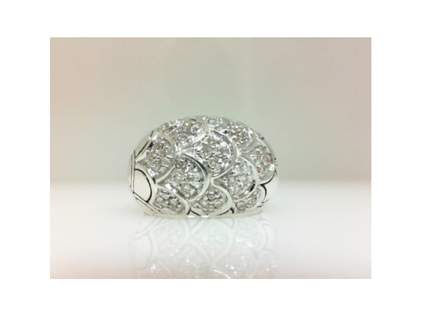 Diamond Fashion Ring by John Hardy