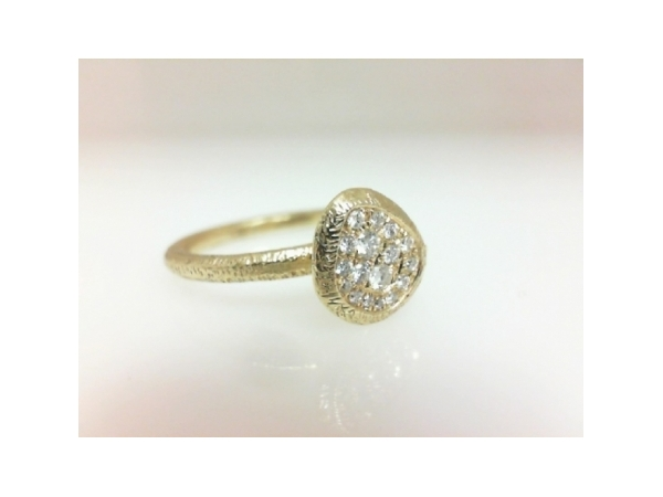 Diamond Fashion Ring by Cherie Dori