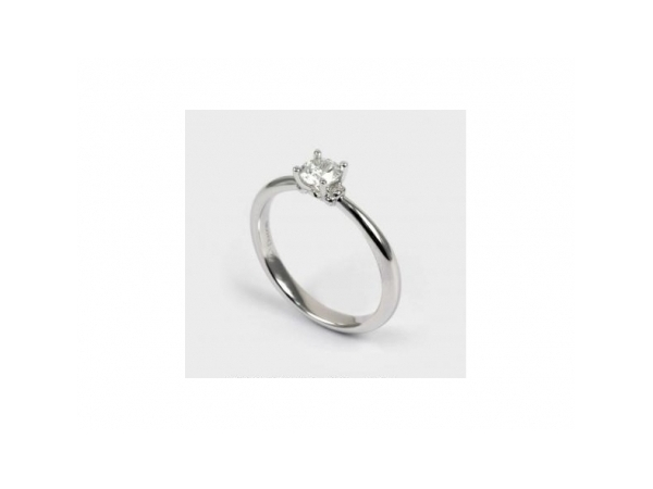 Diamond Semi-Mount Ring by DiaDori