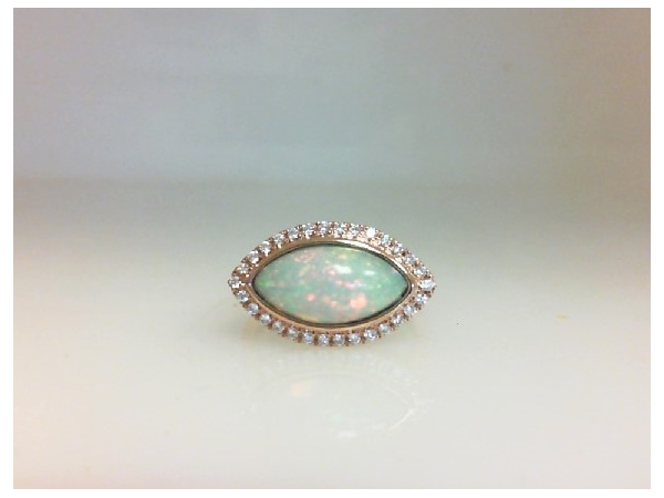 Colored Stone Ring by Yael Designs