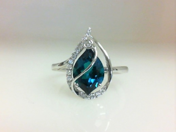 Colored Stone Ring by Chatham
