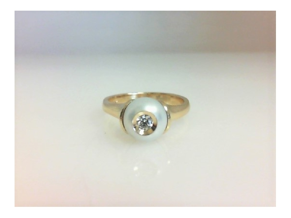 Pearl Ring by Galatea