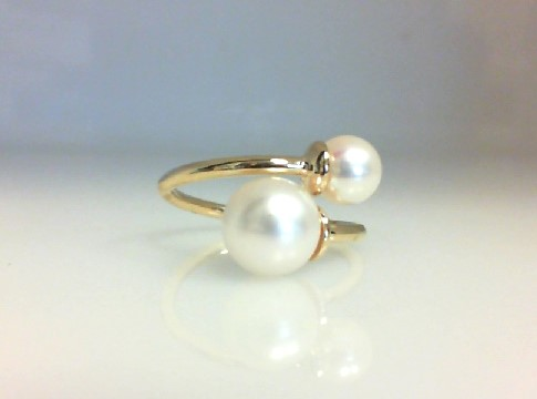 0df03f3fb Pearl Ring 001-300-00137 | Pearl Rings from Christopher's Fine ...