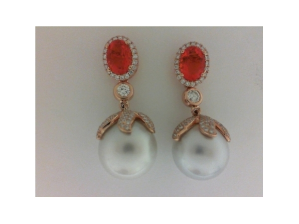 Pearl Earrings by Yael Designs
