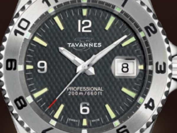Wrist Watch by Tavannes